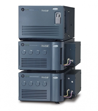ACQUITY UPLC M-Class System with HDX Technology
